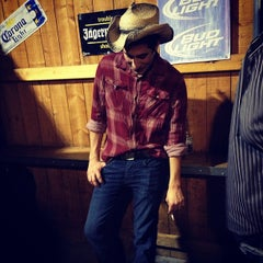 Photo taken at The Dirty Bourbon Dance Hall & Saloon by Matthew M. on 9/28/2012