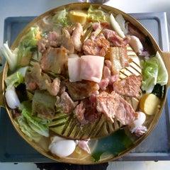 Photo taken at หมูกระทะ ช้างเผือก (Chang Phuek BBQ) by ArachHy  Mooham 🍒🐷 on 10/15/2015