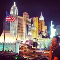 Photo taken at New York-New York Hotel & Casino by Emier H. on 6/15/2013