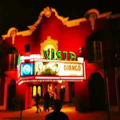 Photo taken at Vista Theater by Johannes M. on 1/12/2013