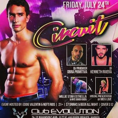 Photo taken at Club Evolution by Brooke C. on 7/24/2015