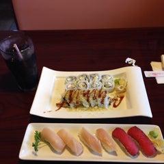 Photo taken at Sushi Rock by Gary C. on 3/15/2014