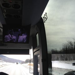Photo taken at Dartmouth Coach by Susan S. on 3/1/2014