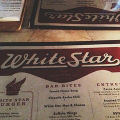 Photo taken at White Star Bar by Christian M. on 4/21/2013