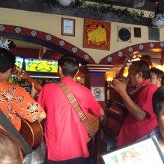 Photo taken at La Parrilla Cancun by Viviana G. on 2/13/2013