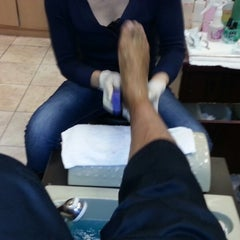 Photo taken at Classic Nails by Wayne H. on 2/16/2013