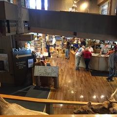 Photo taken at Jackson Visitor Center by Vladimir Y. on 7/16/2015