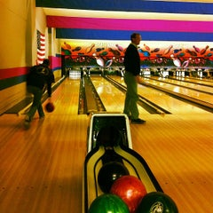 Photo taken at Dart Bowl by Casey R. on 12/27/2012