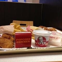 Photo taken at KFC by Ali G. on 12/24/2012