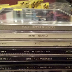 Photo taken at Rush-Mor Records by Amy S. on 6/6/2015