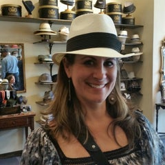 Photo taken at Goorin Bros. Hat Shop - Larimer Square by amy cesario D. on 5/24/2014