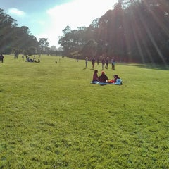 Photo taken at Golden Gate Park by Max G. on 4/21/2013