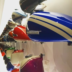 Photo taken at The Shop at the Harley-Davidson Museum by Adam K. on 6/6/2015