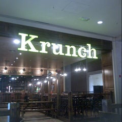 Photo taken at Krunch by Jonathan V. on 1/1/2013