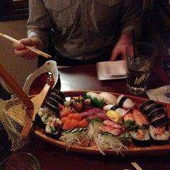 Photo taken at Sushi Mura by Sarah W. on 1/11/2015