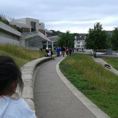 Photo taken at Scottish Parliament by Virgie S. on 7/8/2015
