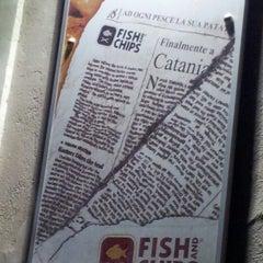 Photo taken at Fish & Chips by Roberta B. on 9/26/2012
