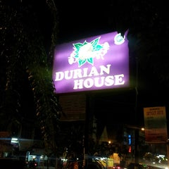 Photo taken at Durian House by Angela Ooi on 6/10/2013