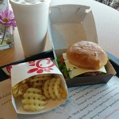 Photo taken at Chick-fil-A by noah on 2/17/2015