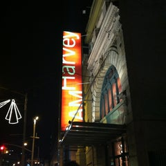 Photo taken at BAM Harvey Theater by Julia M. on 12/13/2012