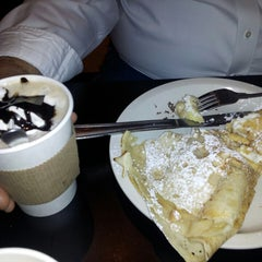 Photo taken at Good Girls Go To Paris Crepes by Chuck S. on 2/16/2013