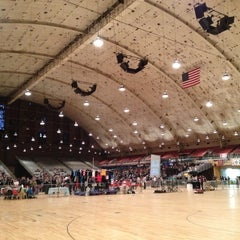 Photo taken at DC Armory by Ben P. on 1/12/2013