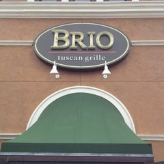 Photo taken at Brio Tuscan Grille by Helen D. on 10/8/2012