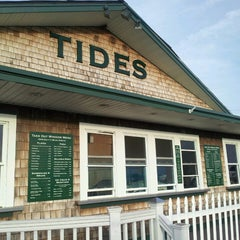 Photo taken at Tides by Beth Marie R. on 5/10/2013