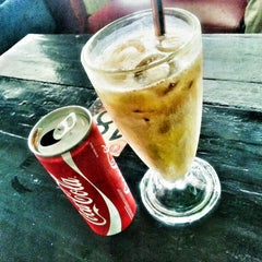 Photo taken at Mazzagena Coffee & Resto by ReshaWeb I. on 2/8/2014