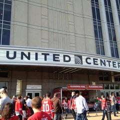 Photo taken at United Center by Kevin A. on 5/29/2013