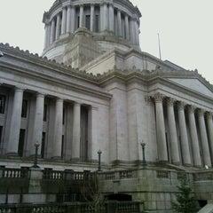 Photo taken at City of Olympia by Jennifer D. on 3/17/2013