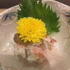 Photo taken at Sushi Shin 鮨辰日本料理 by JaNice L. on 4/6/2015