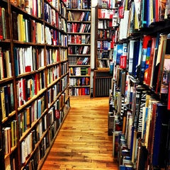 Photo taken at Strand Bookstore by Shelin M. on 12/30/2012