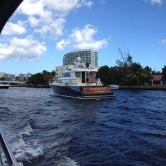 Photo taken at Intracoastal Waterway by Deborah H. on 1/2/2014
