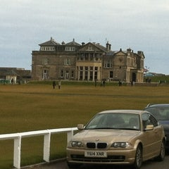 Photo taken at The Old Course St Andrews by Garrett L. on 3/31/2013