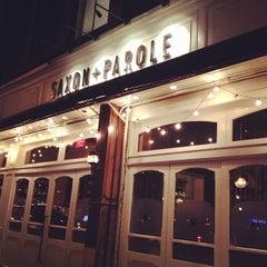 Photo taken at Saxon + Parole by Lindsay J. on 12/15/2012