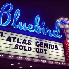 Photo taken at Bluebird Theater by Lindsay J. on 6/1/2013