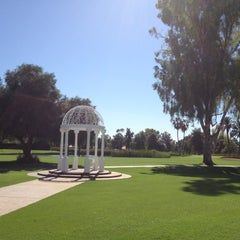 Photo taken at Orange Tree Golf Resort by Shallana E. on 10/8/2012