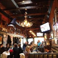 Photo taken at Tune Inn Restaurant & Bar by Lewis P. on 10/7/2012