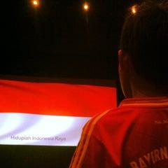 Photo taken at Cinema 21 Cilegon by Moi K. on 1/11/2014