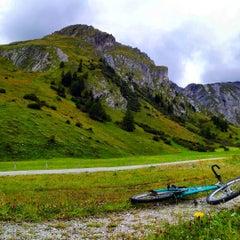Photo taken at Alpengasthof Lucknerhaus by Ralf N. on 8/20/2015