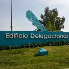 Photo taken at Delegación Miguel Hidalgo by Fernando D. on 1/18/2013