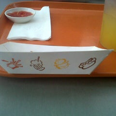 Photo taken at A&W by budi b. on 11/30/2012