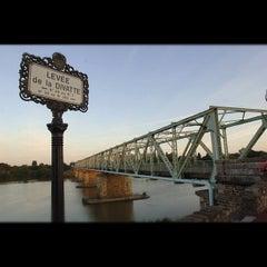Photo taken at Thouaré-sur-Loire by Pirmil S. on 9/20/2012