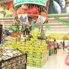 Photo taken at Giant Hypermarket by Harryzan H. on 6/23/2013