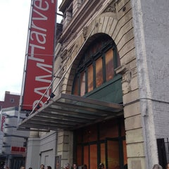 Photo taken at BAM Harvey Theater by David E. on 1/19/2013