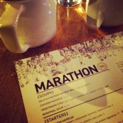 Photo taken at Marathon on the Square by Sherry K. on 11/23/2012