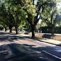 Photo taken at Avenida Visconde de Albuquerque by Marcus R. on 10/28/2012