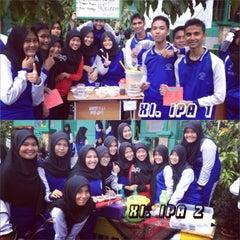 Photo taken at SMA Negeri 1 Pekanbaru by Titin L. on 11/23/2013