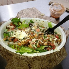 Photo taken at Chipotle Mexican Grill by Corinne M. on 3/6/2013